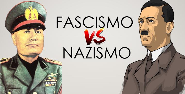 Fascismo vs Nazismo