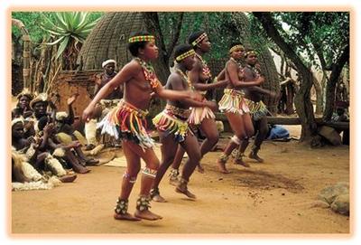 Dança Zulu