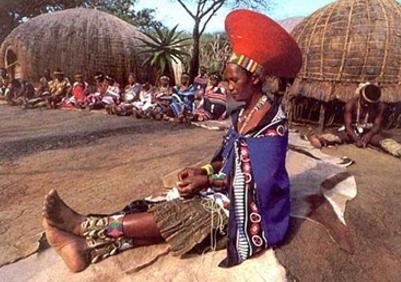 Mulher Zulu