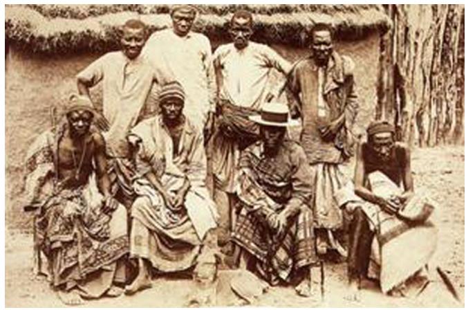 Povo Ovimbundo