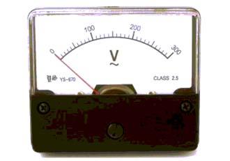 Voltímetro