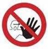 Proibida a entrada a pessoas não autorizadas