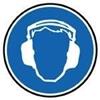 Protecção obrigatória dos ouvidos