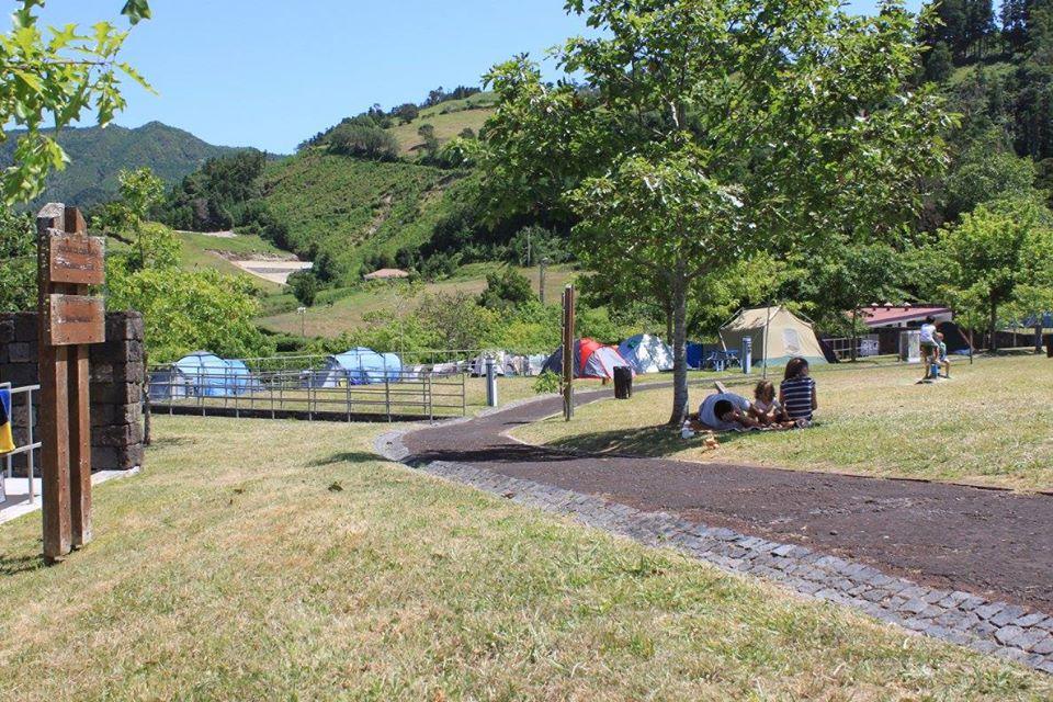 Parques De Campismo Açores Notapositiva